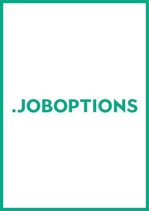 Download Joboptions