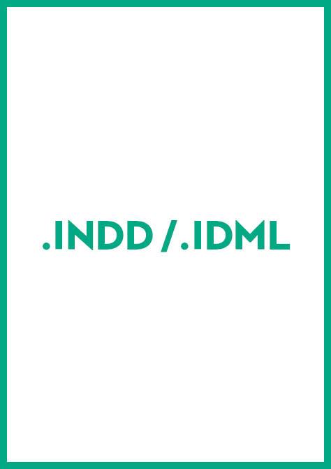 Download Template für InDesign